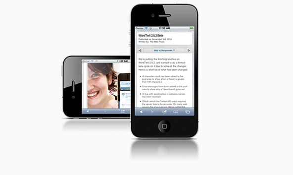 Mobile Website Design in Bellingham, WA