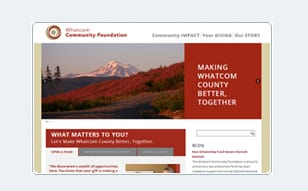 Featured Bellingham Web Design