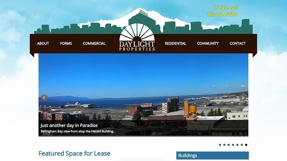 wordpress-web-design-daylight-properties